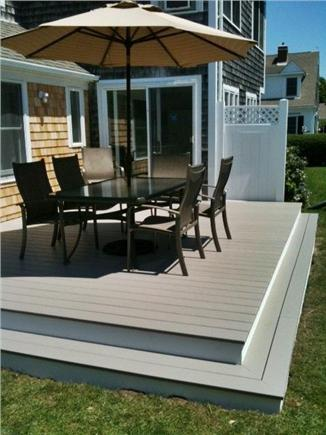 Harwich Port Cape Cod vacation rental - Sunny, open deck