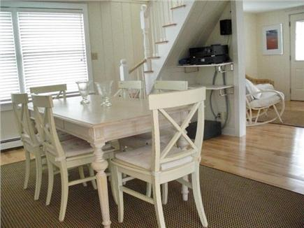 Harwich Port Cape Cod vacation rental - Bright, open dining room