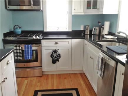 Cotuit Cotuit vacation rental - New galley kitchen