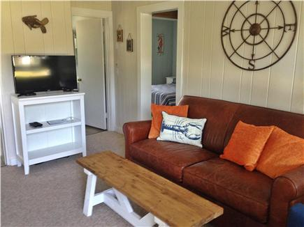 Eastham Cape Cod vacation rental - Guest apartment living area
