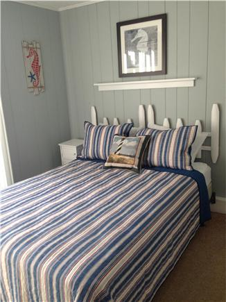 Eastham Cape Cod vacation rental - Guest apartment bedroom with queen bed