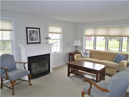 Eastham Cape Cod vacation rental - Living Room - main house
