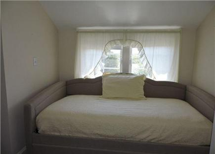 Falmouth Cape Cod vacation rental - Twin bed with trundle in queen bedroom for relaxing or sleeping