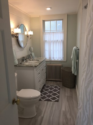 Falmouth Cape Cod vacation rental - Master Bathroom