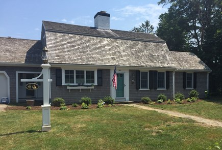 Falmouth Cape Cod vacation rental - In-town family friendly neighborhood close to bike path and beach
