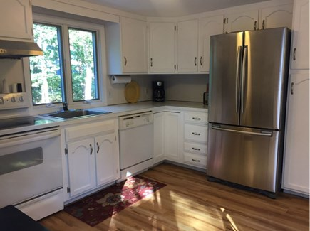 Orleans Cape Cod vacation rental - Kitchen with newly upgraded appliances