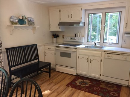 Orleans Cape Cod vacation rental - Kitchen Cooking Area