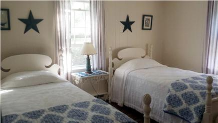 Orleans Cape Cod vacation rental - Main Floor Twin Bedroom