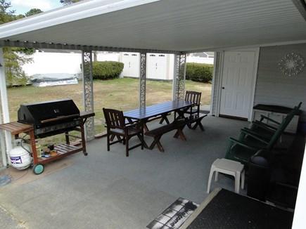 Dennis Port Cape Cod vacation rental - Patio