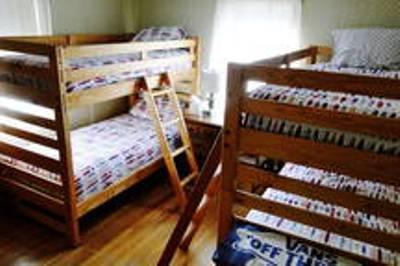 Dennis Port Cape Cod vacation rental - Bunk Bedroom