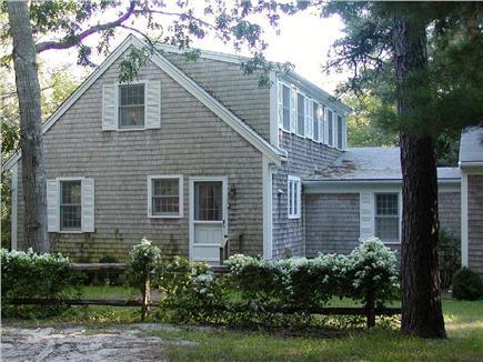 Wellfleet Cape Cod vacation rental - View of home