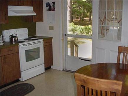 Wellfleet Cape Cod vacation rental - Kitchen with dining area