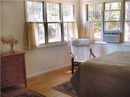Wellfleet Cape Cod vacation rental - Another view of master bedroom