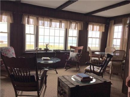 Falmouth Heights Cape Cod vacation rental - Indoor porch