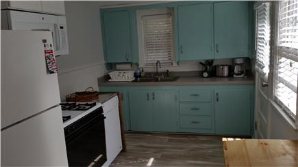 Falmouth Cape Cod vacation rental - The kitchen with all necessary supplies