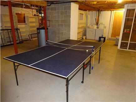 East Orleans Cape Cod vacation rental - Ping Pong table