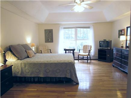 Brewster Cape Cod vacation rental - Master bedroom with queen size bed.
