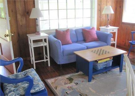 Dennis Village Cape Cod vacation rental - Living Area