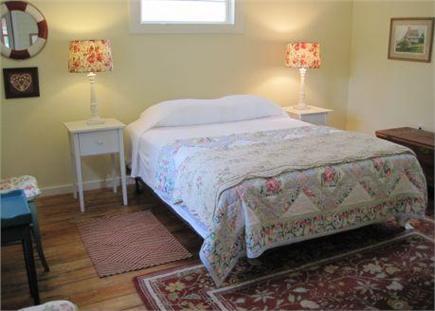 Dennis Village Cape Cod vacation rental - Bedroom 1: 1 Queen