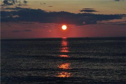 Dennis Village Cape Cod vacation rental - Corporation Beach Sunset