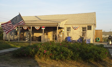Eastham, bay side, Campground  Cape Cod vacation rental - Front view
