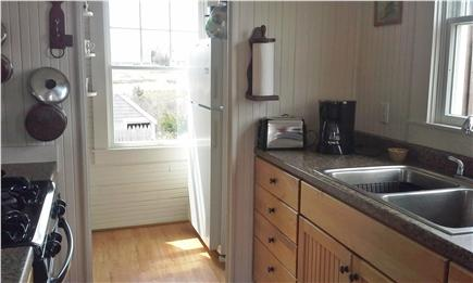 Eastham, bay side, Campground  Cape Cod vacation rental - Kitchen