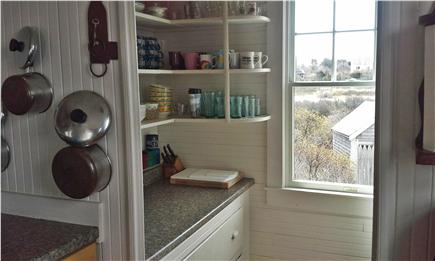 Eastham, bay side, Campground  Cape Cod vacation rental - Pantry
