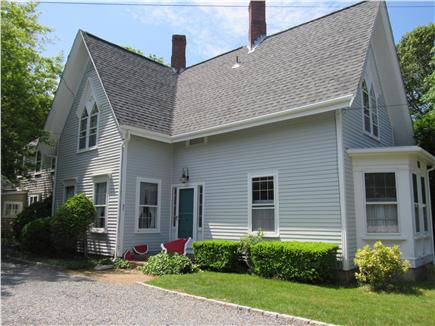 South Yarmouth Cape Cod vacation rental - Side view of charming home in Bass River Historic District