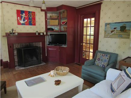 South Yarmouth Cape Cod vacation rental - View 2 of den