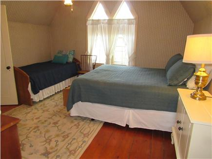 South Yarmouth Cape Cod vacation rental - Bedroom 3 with new twin