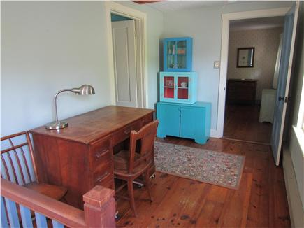 South Yarmouth Cape Cod vacation rental - Desk area