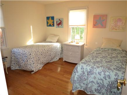 Brewster Cape Cod vacation rental - Bedroom #3 has these handsome twin beds