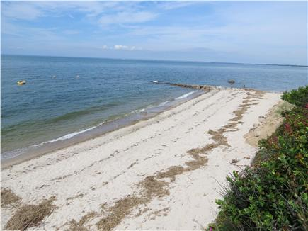 Brewster Cape Cod vacation rental - Only 1.1 mile to closest bayside sandy beach