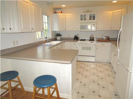 Brewster Cape Cod vacation rental - Big, bright, well-equipped kitchen