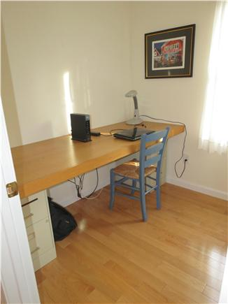 Brewster Cape Cod vacation rental - Small, handy work station just off the dining room