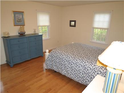 Brewster Cape Cod vacation rental - Master bedroom has a queen size bed