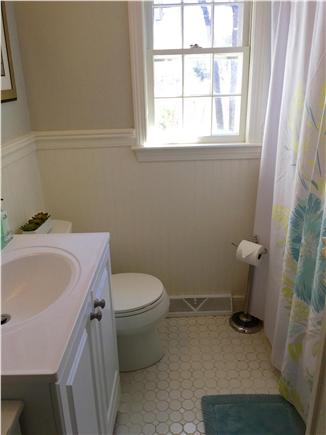 South Yarmouth Cape Cod vacation rental - Bathroom with full shower/tub