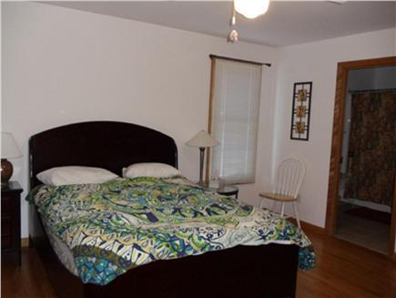 Wellfleet Cape Cod vacation rental - Downstairs Queen bedroom.