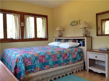 Eastham Cape Cod vacation rental - Main cottage's queen bedroom.