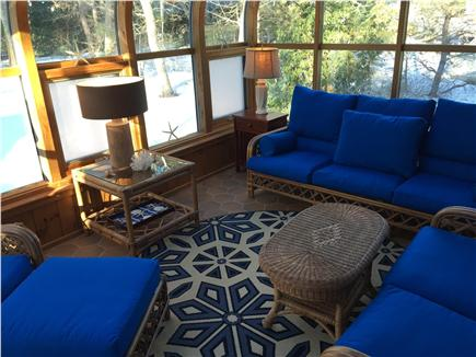 Chatham Cape Cod vacation rental - Sun Room Great place for morning coffee, naps, and bird watching