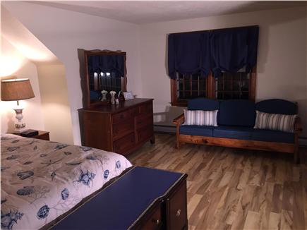 Chatham Cape Cod vacation rental - Seating area in Queen Bedroom