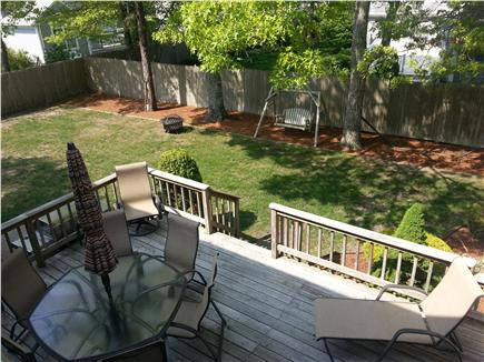 South Yarmouth Cape Cod vacation rental - Deck and Patio Furniture