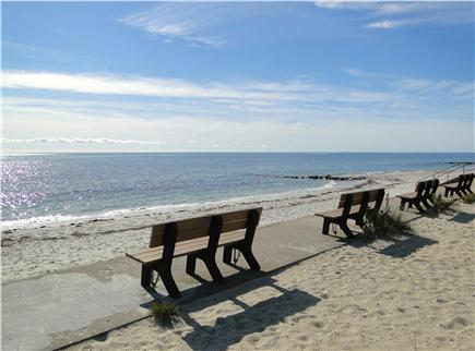 South Yarmouth Cape Cod vacation rental - Parkers River Beach - includes a playground for kids