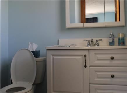 Falmouth Cape Cod vacation rental - Full bath 1st level