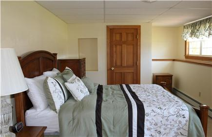 Falmouth Cape Cod vacation rental - 5th bedroom, lower level queen size bed