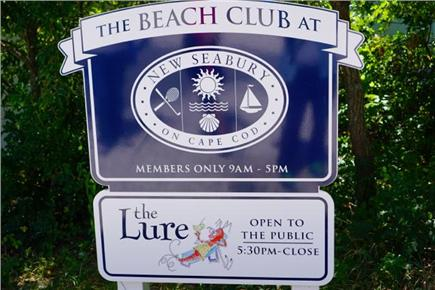 Mashpee, New Seabury Cape Cod vacation rental - The Lure on the Water