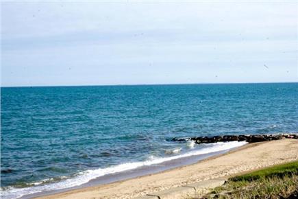 Mashpee, New Seabury Cape Cod vacation rental - Private Beach just 1/8 mile away!
