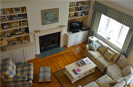 Mashpee, New Seabury Cape Cod vacation rental - Living Room