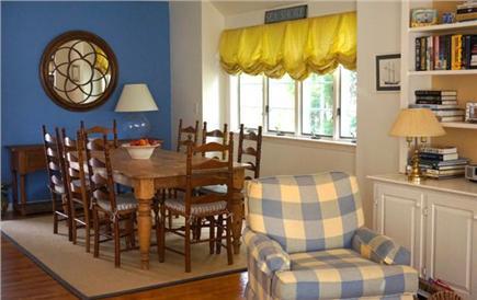 Mashpee, New Seabury Cape Cod vacation rental - Dining Room