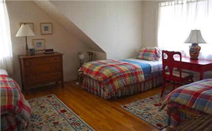 Mashpee, New Seabury Cape Cod vacation rental - Triple Bedroom